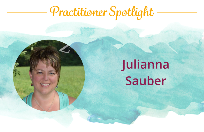 Practitioner Spotlight: Julianna Sauber