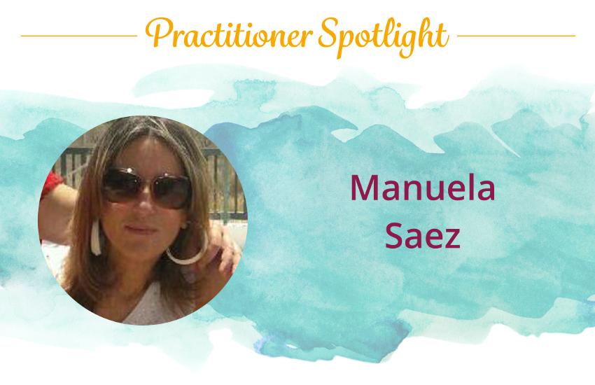 Practitioner Spotlight: Manuela Saez