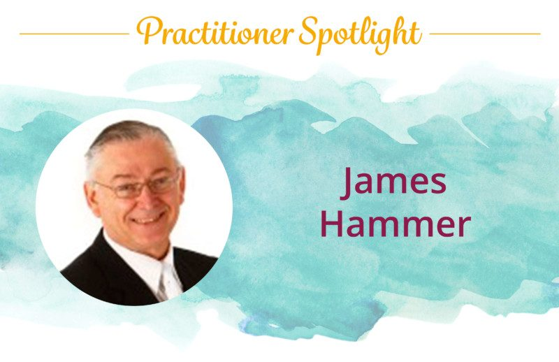 James Hammer, a Discover Healing practitioner