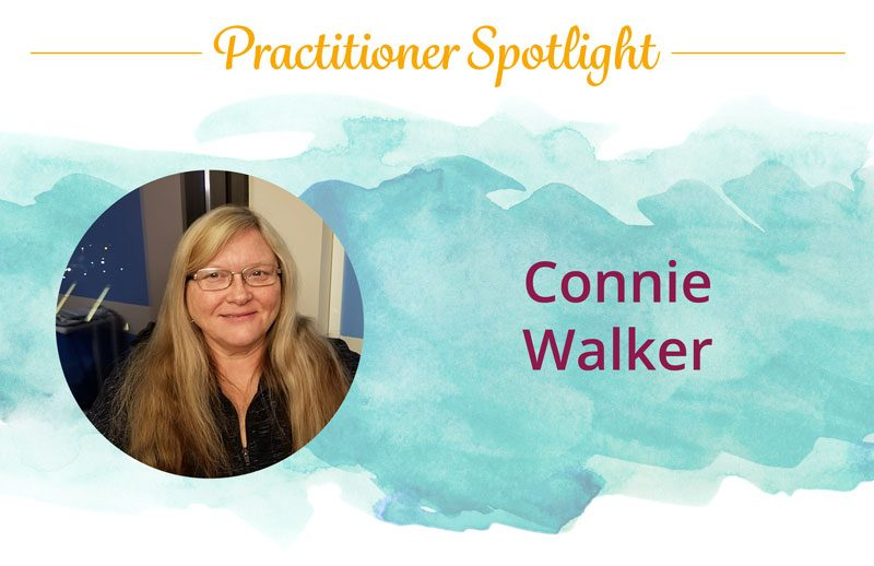Practitioner Spotlight: Connie Walker