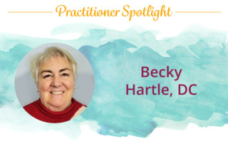 Becky Hartle, a Discover Healing practitioner of The Body Code and The Emotion Code