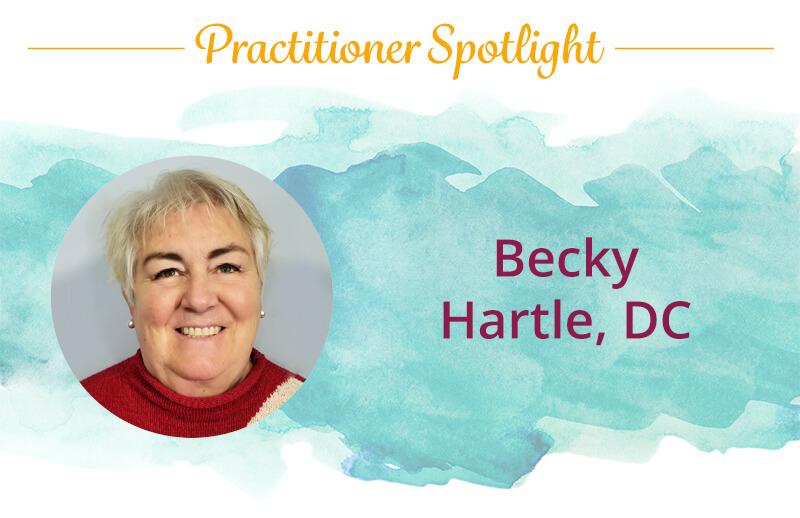 Practitioner Spotlight: Becky Hartle