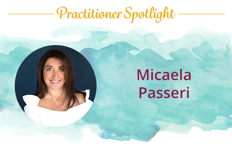 Micaela Passeri, a Discover Healing practitioner