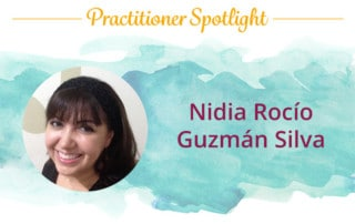 Nidia Rocío Guzmán Silva, a Discover Healing practitioner of The Emotion Code
