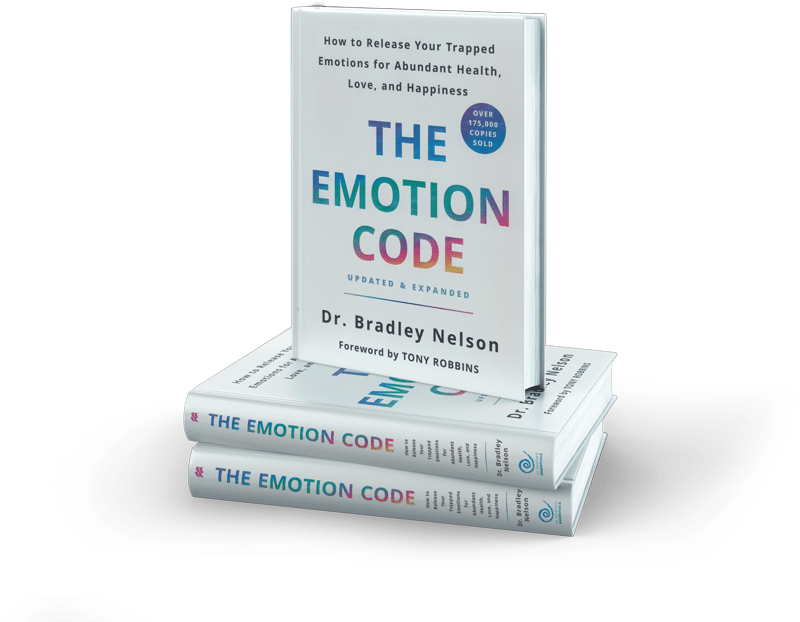 Find out more about The Emotion Code by Dr. Bradley Nelson and order your copy today | Discover Healing