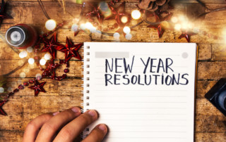 Positive New Year Resolution