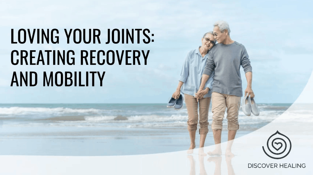 PREMIUM WEBINAR | Loving Your Joints: Creating Recovery and Mobility