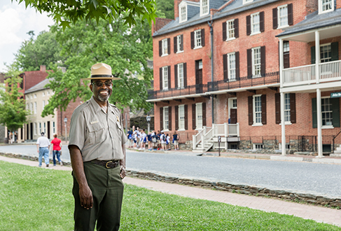 Harpers Ferry National Historical Park Ranger