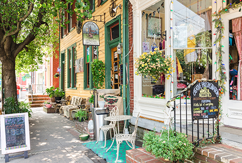Shepherdstown shop