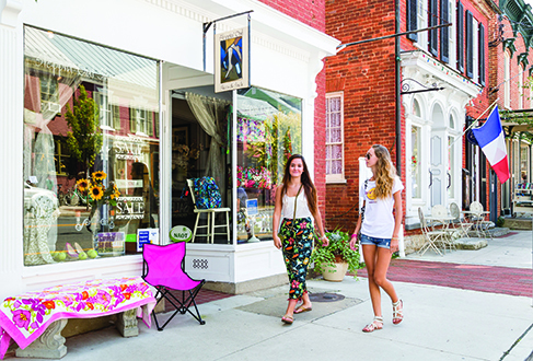 shopping shepherdstown