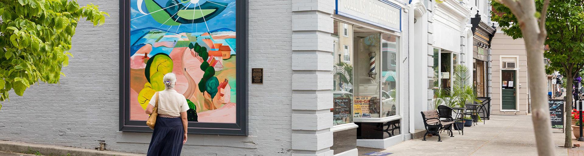 mural Charles Town