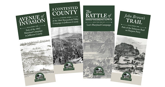 Jefferson County West Virginia Driving Tour Brochures