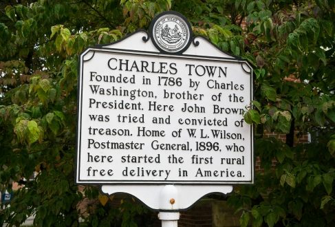Charles Town Washington Family