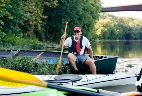 canoeing Shepherdstown West Virginia
