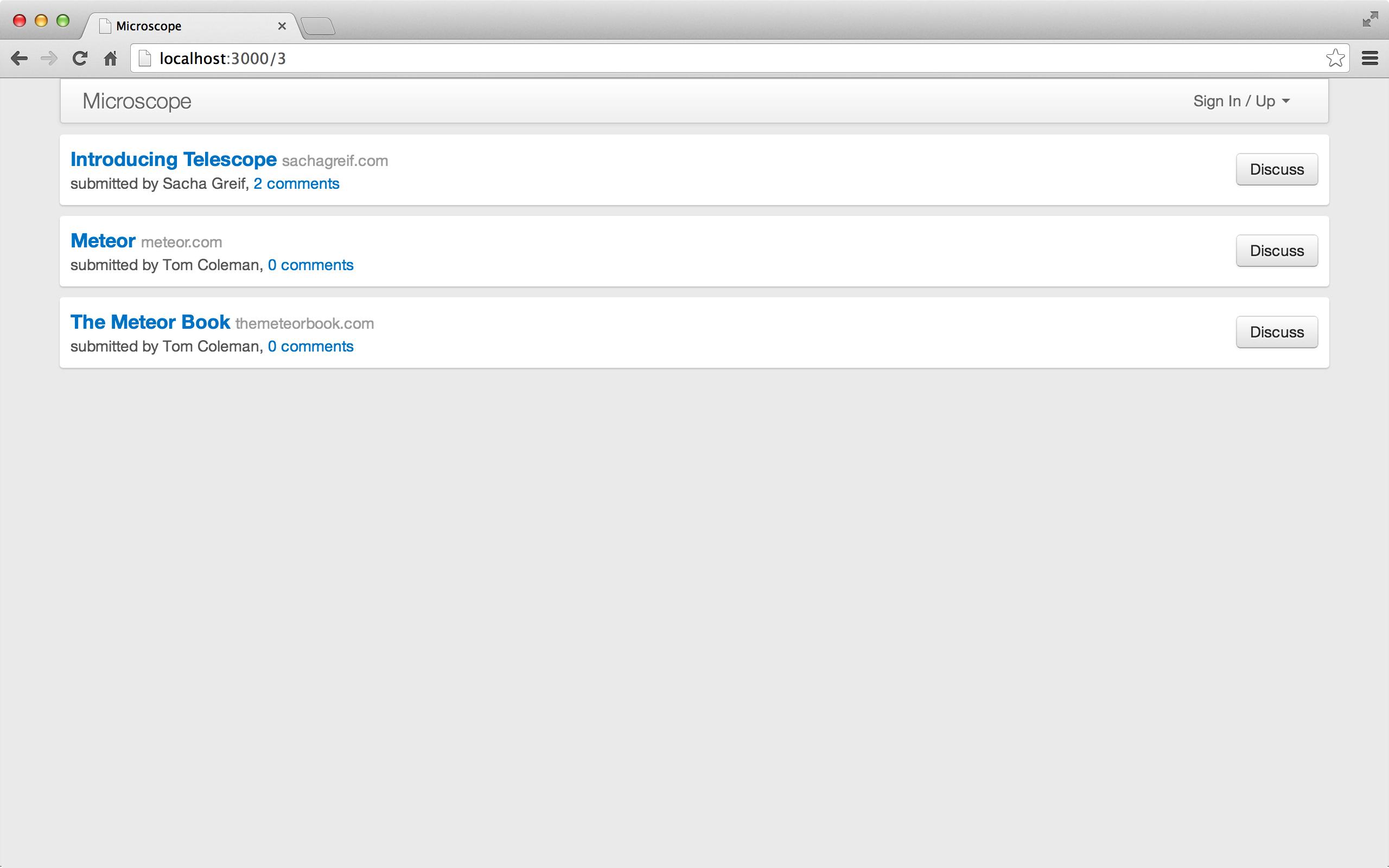 控制首页显示帖子的数量。