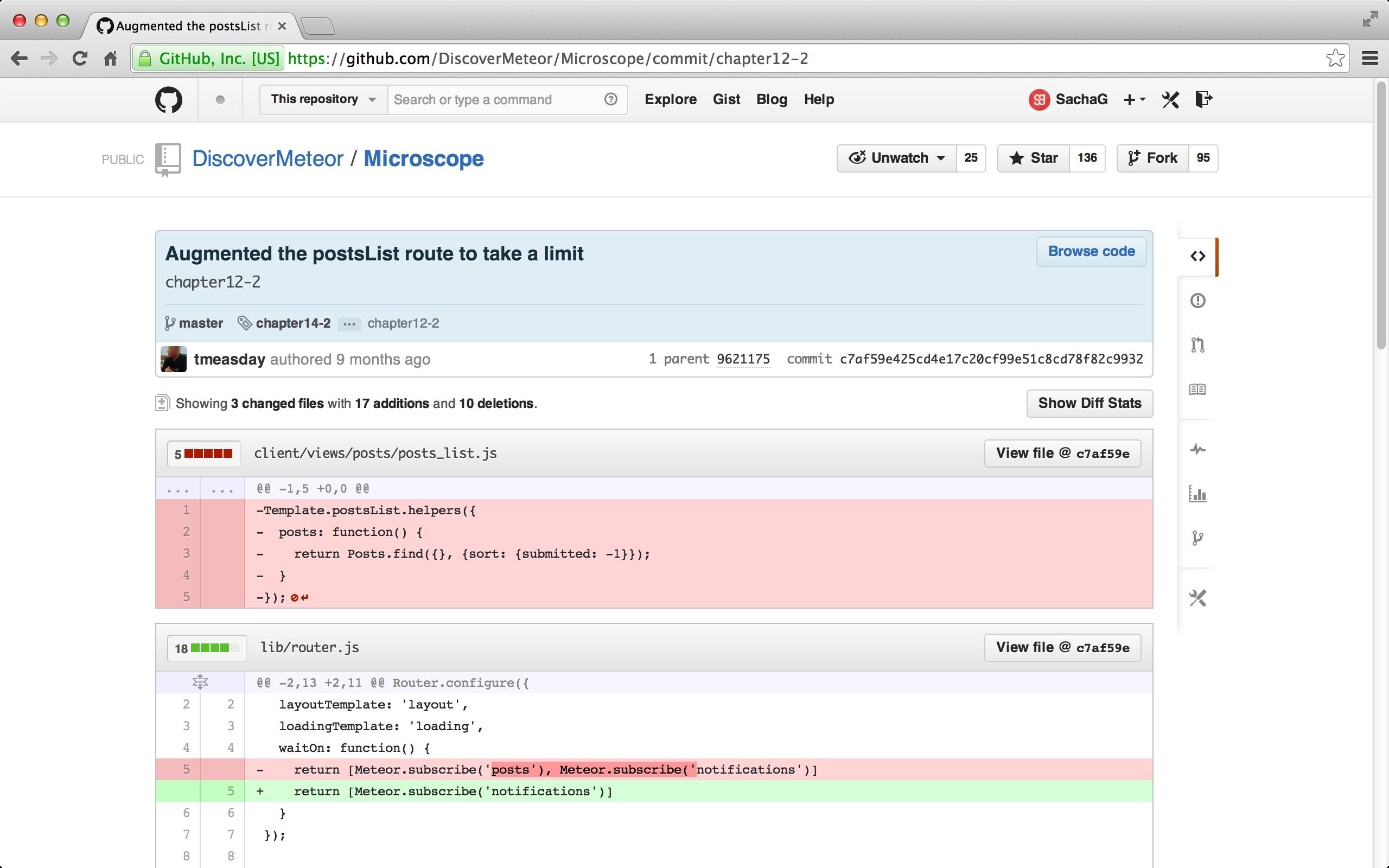 Deleting code.
