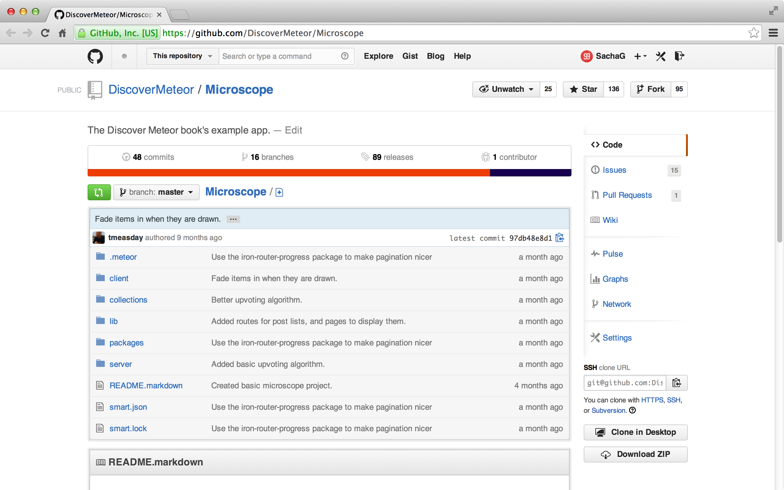 The repository at commit 14-2.
