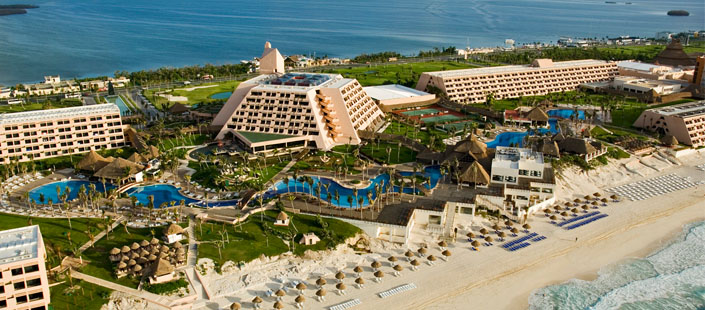 Great promotions in hotels! Find the best deals by season, in the big hotels of Cancun and enjoy your hol