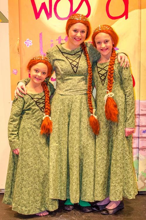 Three Fionas