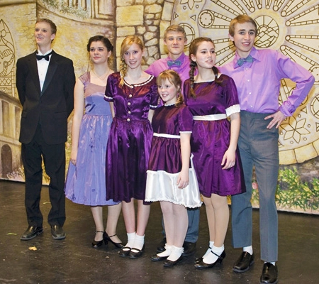 Von Trapp & His Children Party