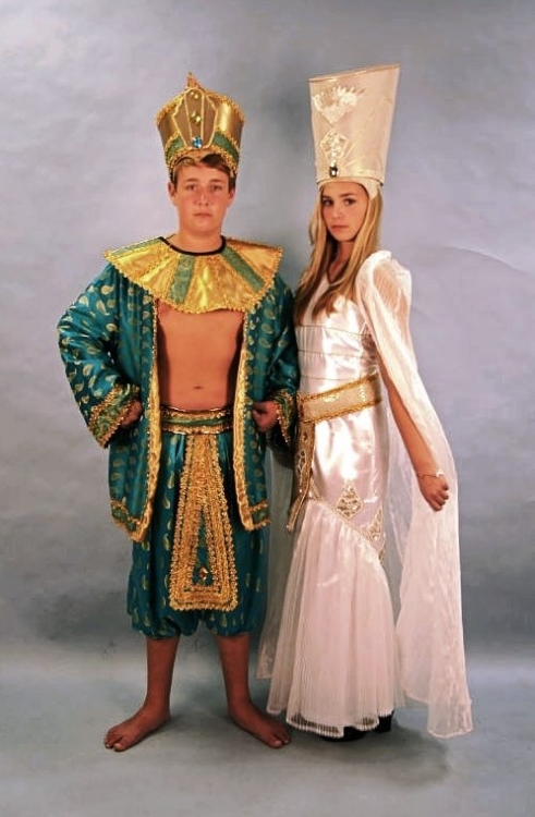 Radames and Amneris