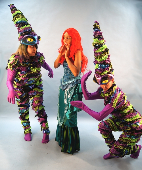 Flotsam and Jetsam and Ariel