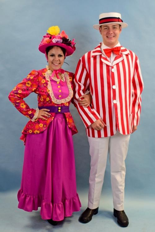 Jolly Holiday Mary and Bert
