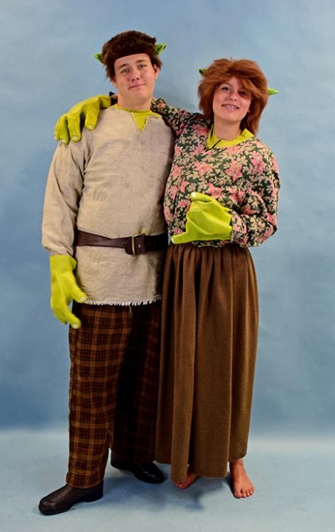 Mama and Papa Ogre