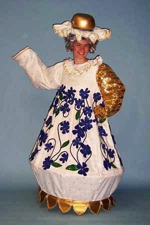 Mrs Potts Enchanted