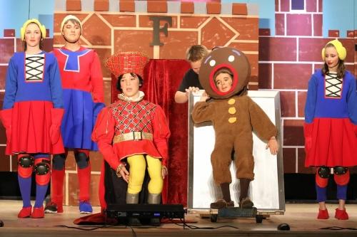 Farquaad, Dulocs, Gingy Costume