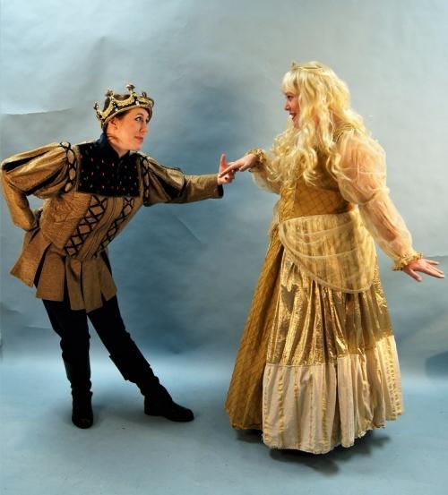 Prince and Cinderella