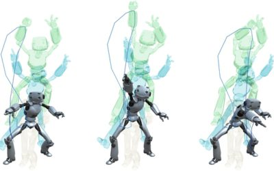 Parameterized Animated Activities