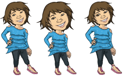 Designing Animated Characters for Children of Different Ages