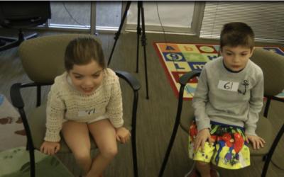 Toward Better Understanding of Engagement in Multiparty Spoken Interaction with Children