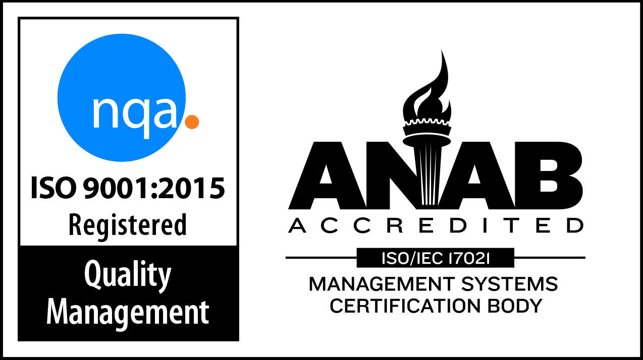 ISO 90012015 Certified