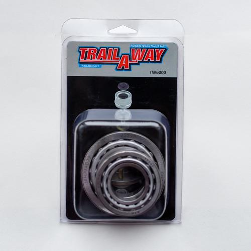 Trail A Way TW6000 6000lb Bearing and Race Kit