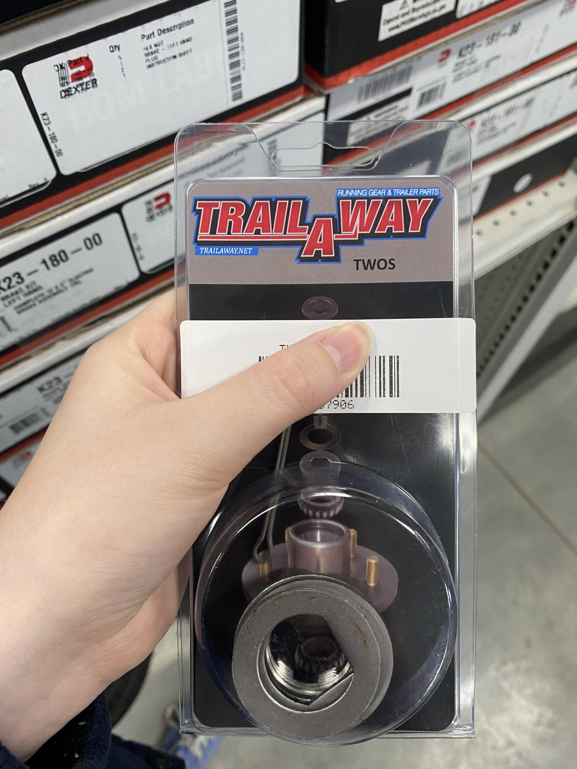 Twos Trail A Way Old Style Spindle Kit