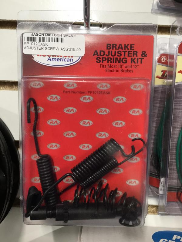 Brake Adjuster & Spring Kit
