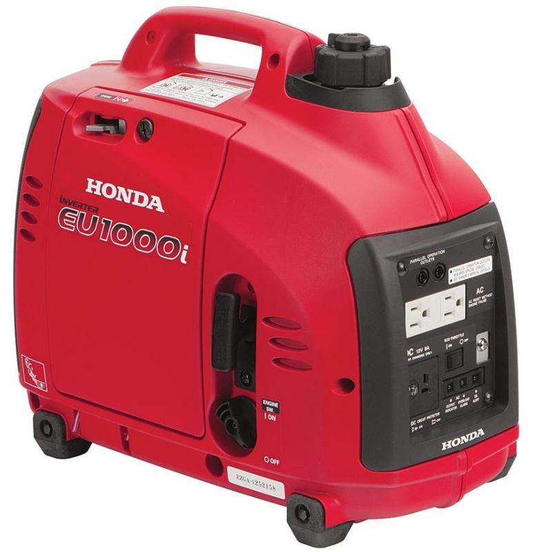 Honda EU1000i Inverter Portable Generator