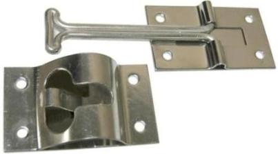 Door Holders Hold Backs for Enclosed Cargo Doors TULSA OK @ HITCH IT TRAILERS