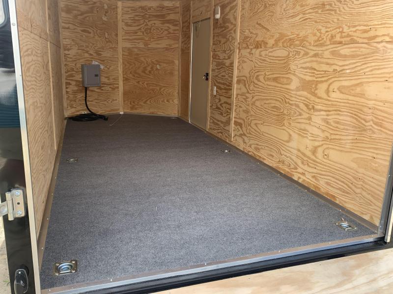Gray Indoor/Outdoor Carpet on Floor $25 per foot