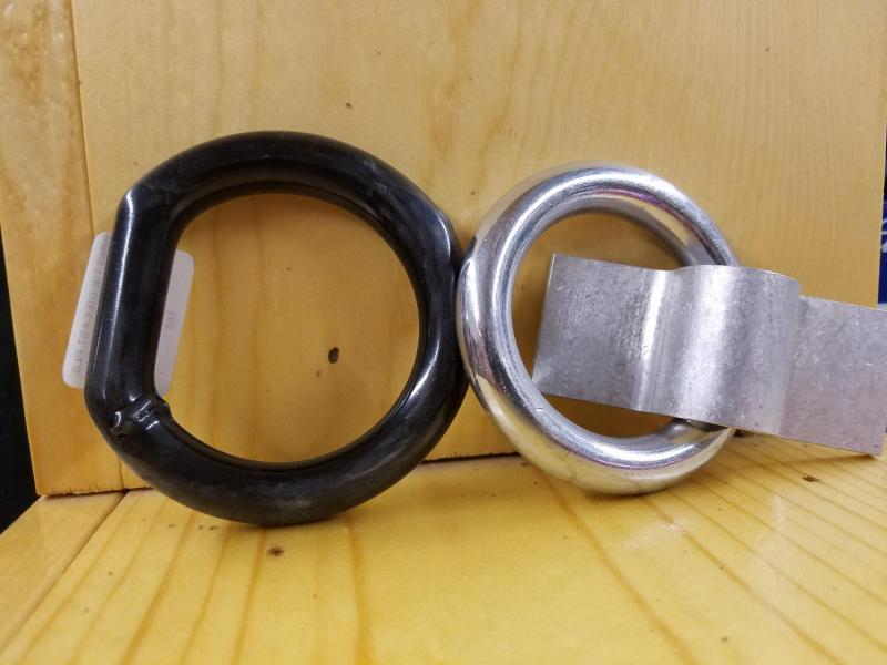 Tie Rings For Trailers