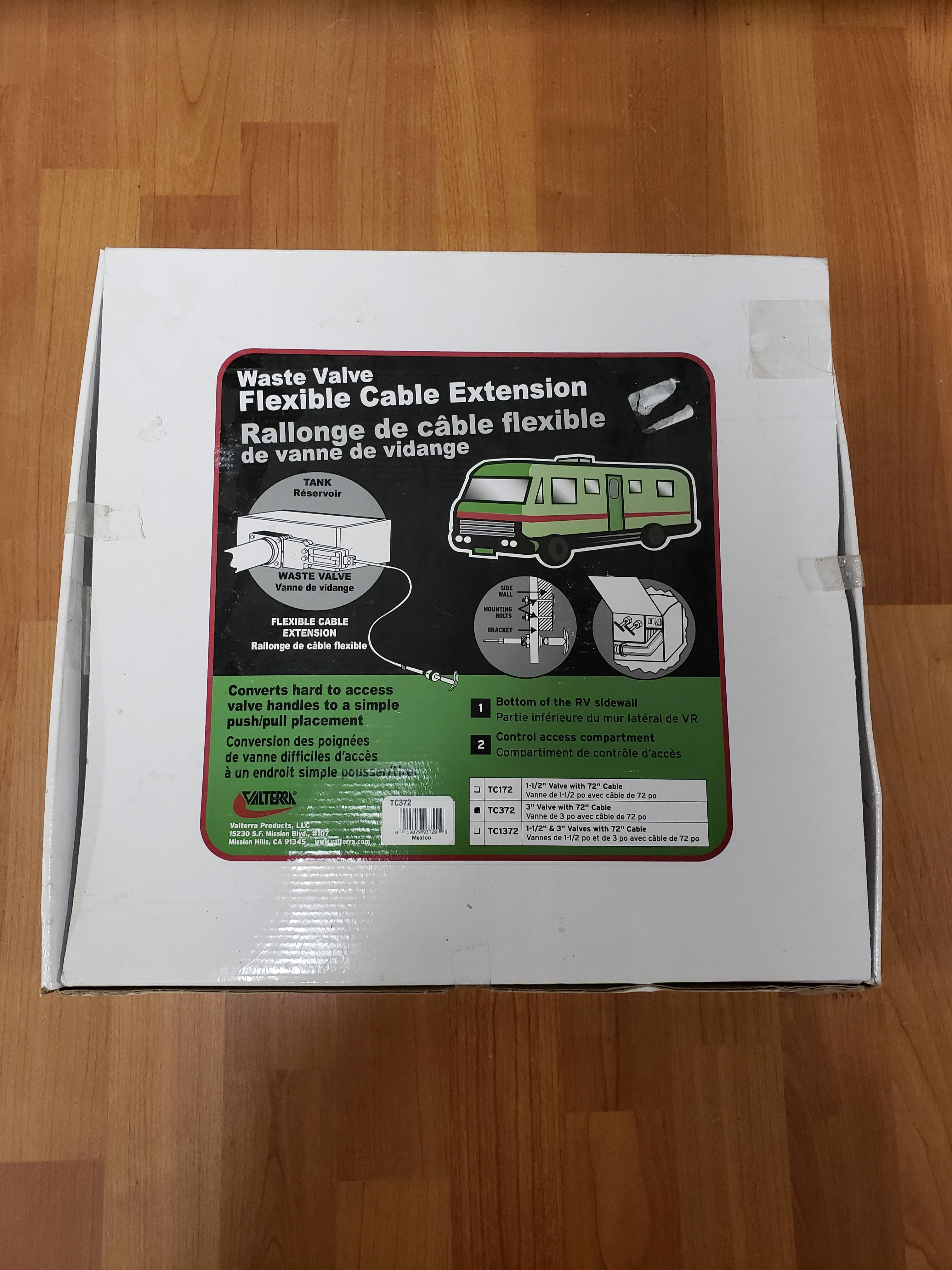 FLEXIBLE CABLE EXTENSION KIT