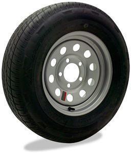 ST175/80R13 13 Radial Tire and 13x4.5 Rim 5 Lug on 4.5