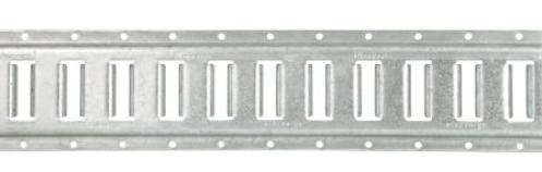 E-Track Systems E-Track Horizontal 10' Galv
