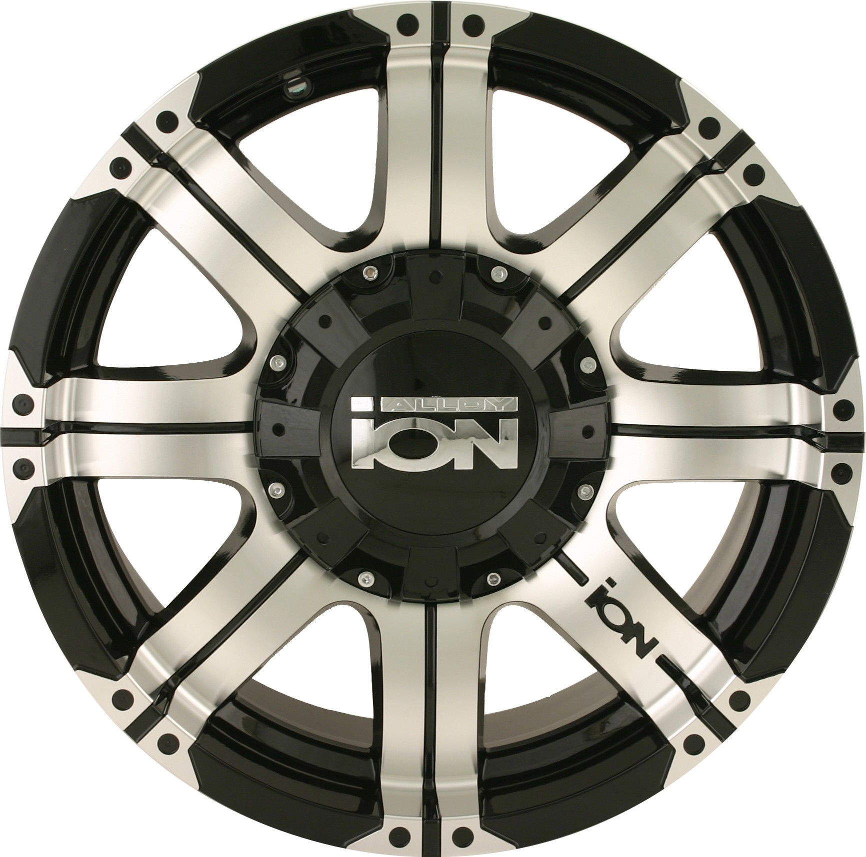 "Ion 133 - 16""x8"" - 5x4.5 - Black"