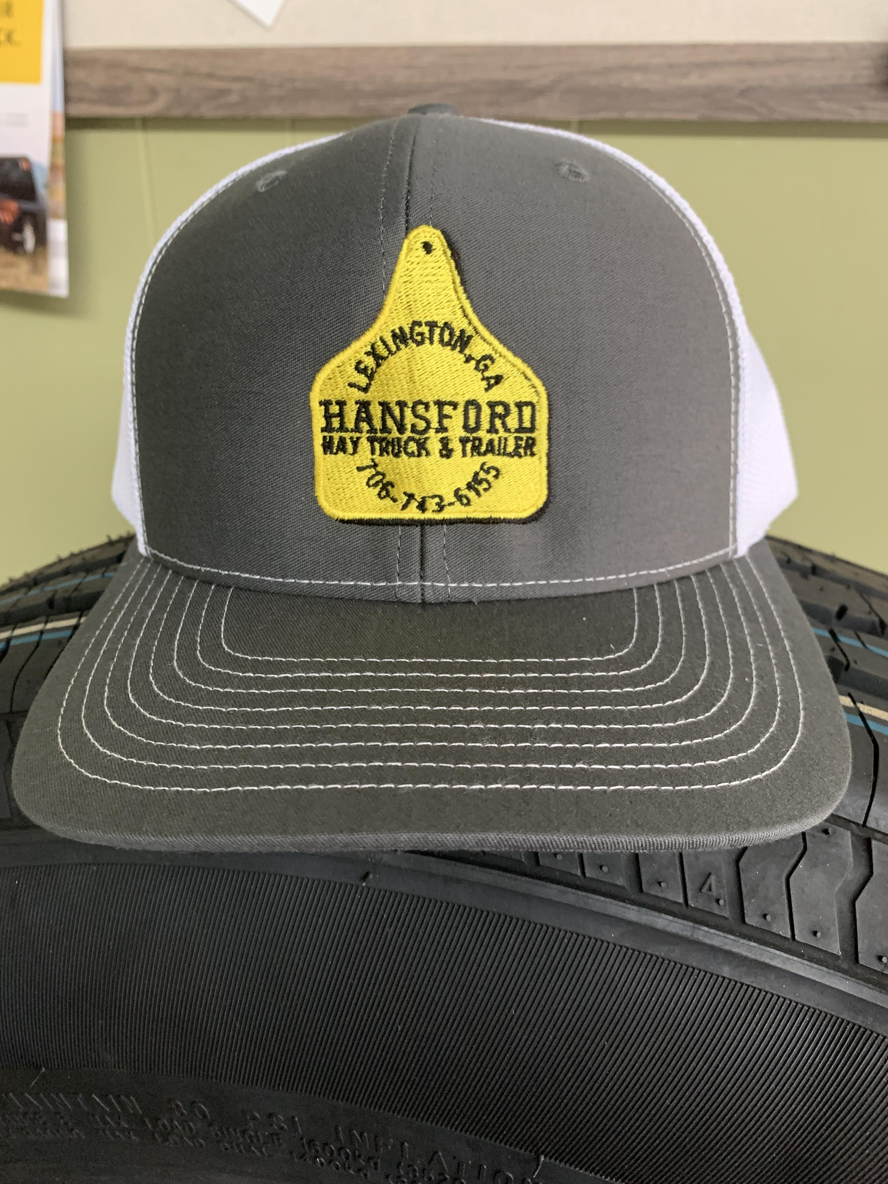 Grey Richardson 112 Hansford Hat
