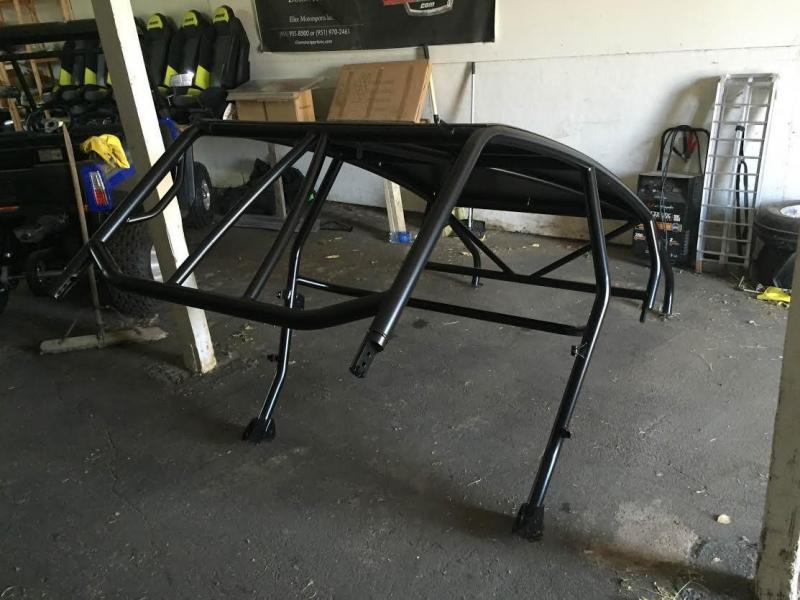 Toys for Big Boys RZR 4 Seat Cage