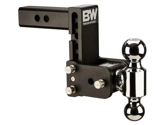 Tow and Stow  Dual Ball