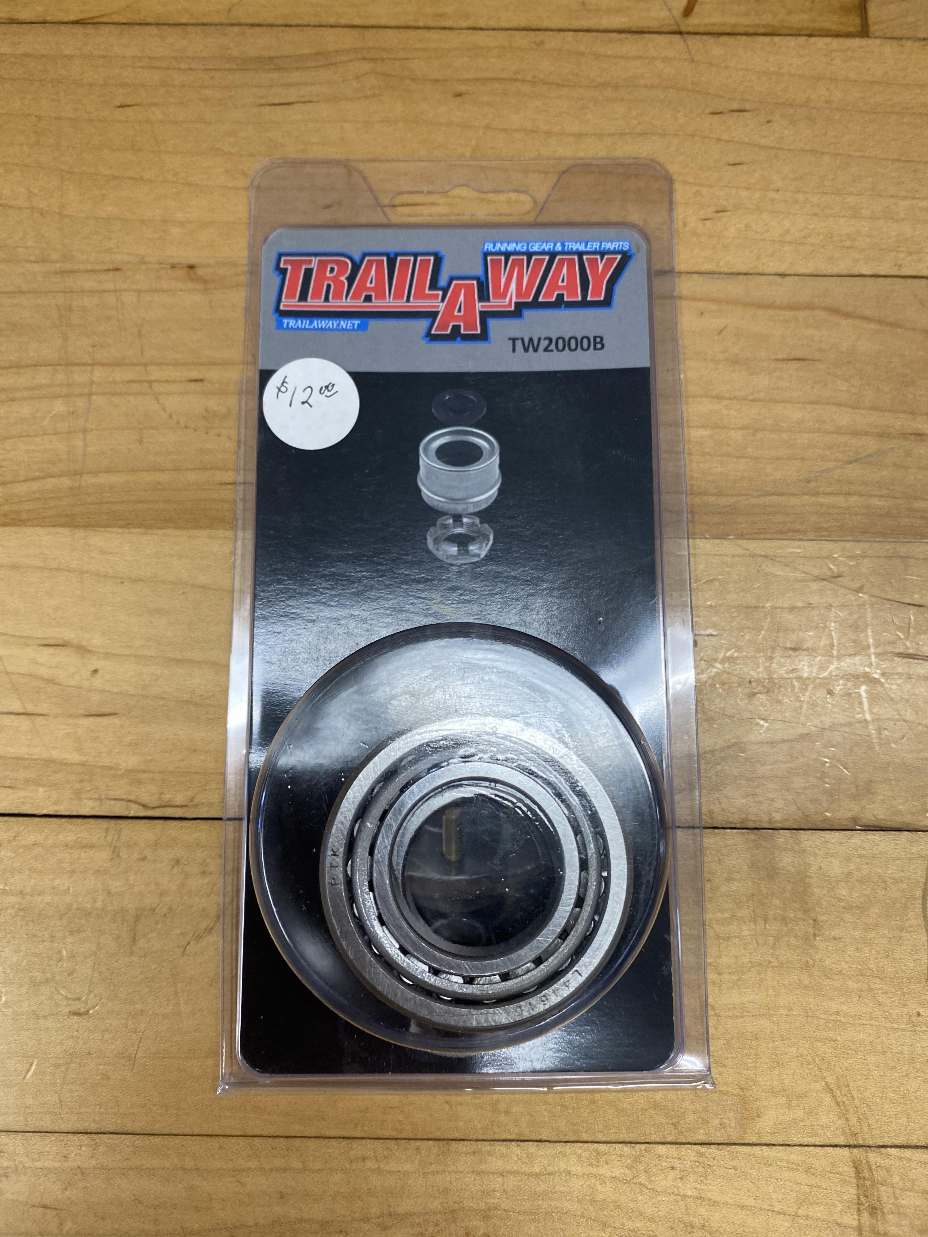 Trail Way TW2000B 2000lb Bearing and Race Kit